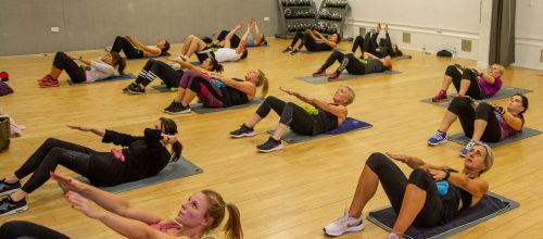 Cardio HIIT and abs